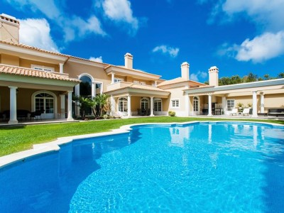 5 Bedroom Luxury Villa Quinta da Marinha Cascais, Portugal